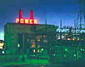 The Rio Grande Power Station