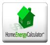 home energy calculator button