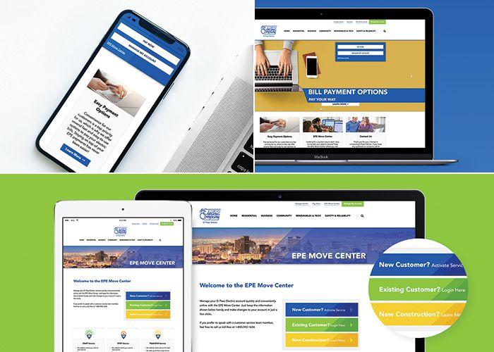 El Paso Electric Launches New Website, Bill Payment App for Enhanced Customer Experience