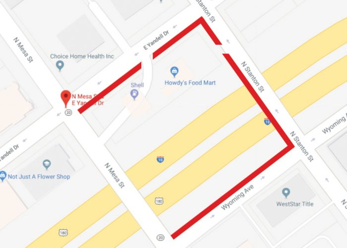 Street Closure Advisory: Construction Begins to Reroute Power Lines