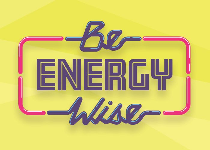 Be Energy Wise