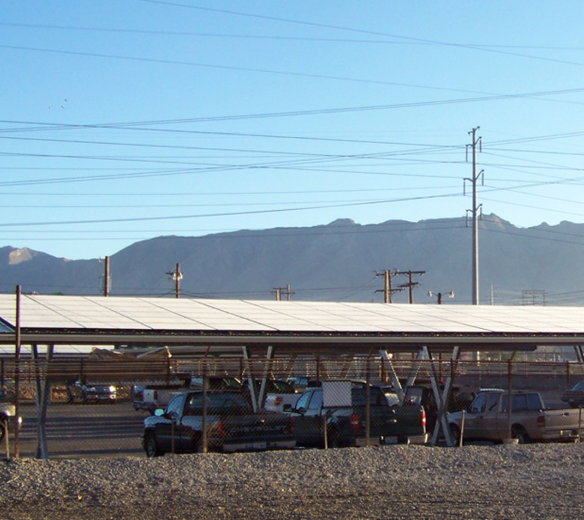 Solar Power Systems at El Paso Electric Power Plants